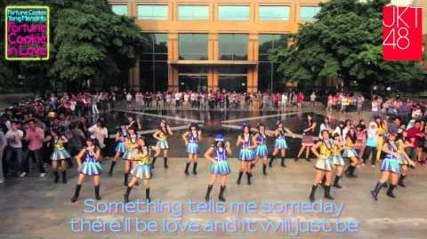 """JKT48 """"Fortune Cookie in Love"""" (English Version)"""