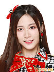 Lin Nan SNH48 Dec 2017