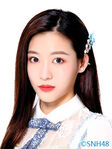 Sun Rui SNH48 July 2019