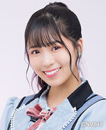 Yasuda Momone NMB48 2021