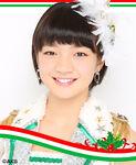 SKE48 Dec 2016 Sakamoto Marin