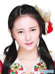 Shao XueCong SNH48 Dec 2015