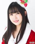 Kumazawa Serina HKT48 Christmas 2018