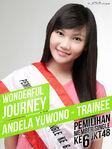 2014 SSK JKT48 Andela Yuwono