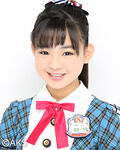 2016 AKB48 Miyazato Rira