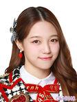 Yi JiaAi SNH48 Dec 2017