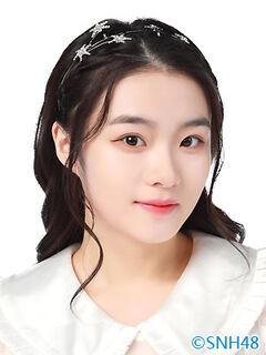 Bian ChuXian SNH48 Nov 2020.jpg