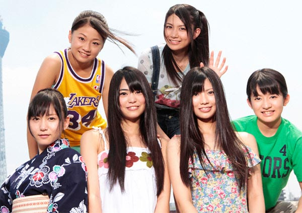 Team KISHIN from AKB48