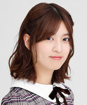 Yoshida Ayano Christie N46 Kaerimichi