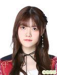Gao XueYi GNZ48 Sept 2018