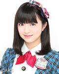 AKB48 Sato Nanami 2016