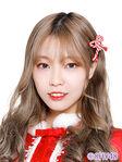 Qu YueMeng SHY48 Dec 2018
