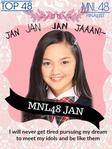 1stGE MNL48 Cristine Jan Elaurza