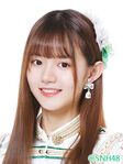 Jiang Shan SNH48 June 2017