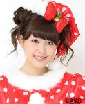 Takeuchi Mai Christmas 2015