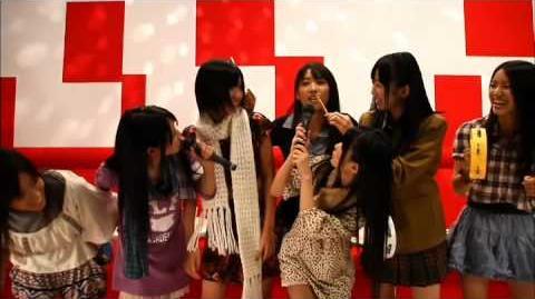 SKE48「Seishun_wa_Hazukashii」Music_Video
