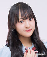 Okamoto Rena NMB48 2021