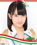 SKE48 Dec 2016 Morihira Riko