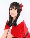 Komiyama Sara NGT48 Christmas 2020