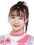 Zhao TianYang SHY48 Mar 2018