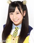 HKT48 Ueno Haruka 2015