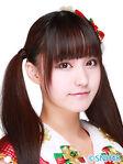 Wang XiaoJia SNH48 Dec 2015