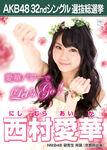 5th SSK Nishimura Aika