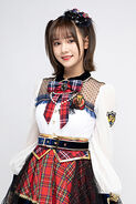 Liu Nian AKB48 Team SH May 2021