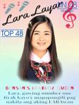 1stGE MNL48 Lara Mae Layar