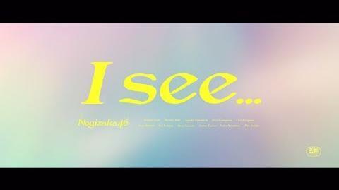 乃木坂46_『I_see...』