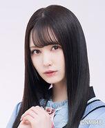 Yamamoto Mikana NMB48 2021