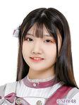 Huang JiaYi SHY48 Mar 2018