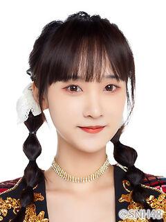 Lin JiaYi SNH48 June 2021.jpg