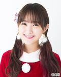 Ueki Nao HKT48 Christmas 2018