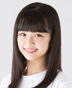 Yoshino Misaki NMB48 Debut 2020.jpg