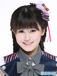 SNH48 Wen JingJie 2014