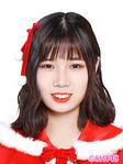 Wang Zi SHY48 Dec 2018