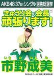 Ichino Narumi 6th SSK