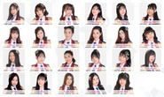 Team SGO48 Trainee August 2020
