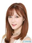 Yuan YuZhen SNH48 Oct 2017
