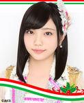 SKE48 Dec 2016 Nakamura Izumi