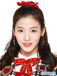 Sun Rui SNH48 Dec 2017