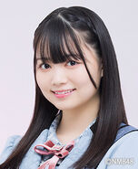 Kuroda Fuuwa NMB48 2021