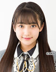 2019 AKB48 Suzuki Kurumi