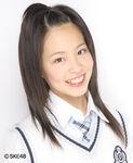 SKE48 Mano Haruka 2009