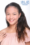 Erica MNL48 Audition