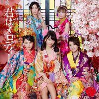 AKB48 - Kimi wa Melody Type-A Reg.jpg