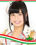 SKE48 Dec 2016 Kitagawa Yoshino