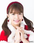 Fuchigami Mai HKT48 Christmas 2018