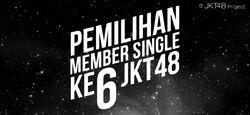 Pemilihan Member Single Ke-6 JKT48.jpg